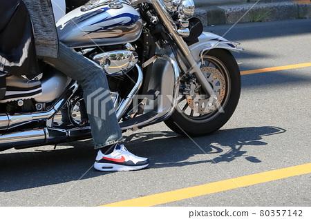 American motorcycle image 80357142