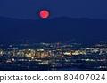 Night view of Lake Biwa 80407024