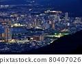 otsu, night scape, night scene 80407026