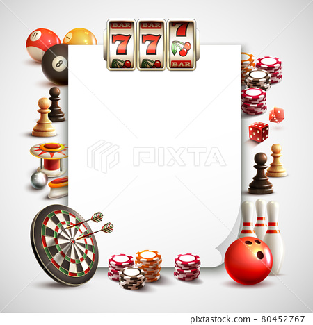 Games Realistic Frame 80452767