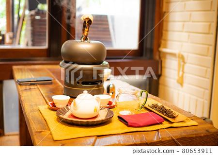 台灣茶館的台灣茶 80653911