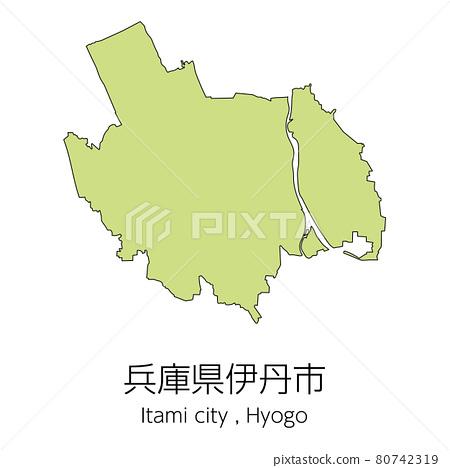 Itami City, Hyogo Prefecture 80742319