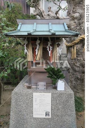 Flying shrine 80823905