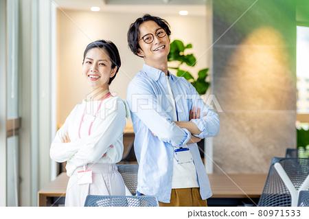 """남녀 벤처 기업 촬영 협조 """"+ SHIFT NOGIZAKA"""" 80971533"""