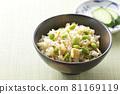 food, takikomi gohan, japanese food 81169119