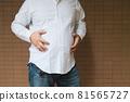 中年胖子的肚子 81565727