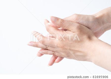 손, 양 손, 두 손 81695906
