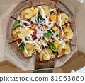 맛있는 피자 81963660