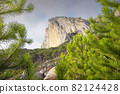 the concept of discovery and hiking, nature and freedom 82124428