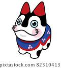 New Year's material: Inuhariko 82310413