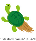 New Year's material: Celebration turtle 82310420