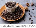 咖啡豆 82433555