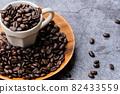 咖啡豆 82433559