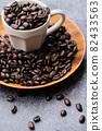 咖啡豆 82433563