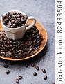 咖啡豆 82433564