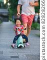 孩子們在外面玩的遊樂設施 82828266