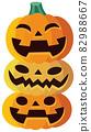 Halloween pumpkin 82988667