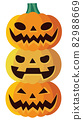 Halloween pumpkin 82988669