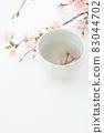 Sakura and Sakura Tea 83044702
