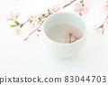 Sakura and Sakura Tea 83044703