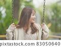 女子公園肖像 83050640