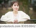 女子公園肖像 83050642