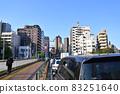 豐島區高戶橋十字路口的早晨 83251640